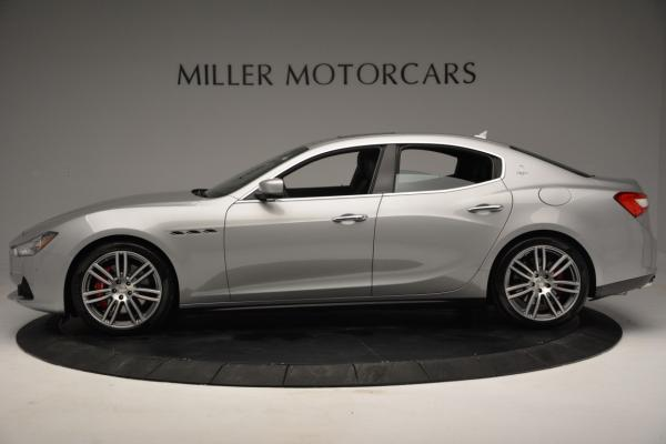 New 2016 Maserati Ghibli S Q4 for sale Sold at McLaren Greenwich in Greenwich CT 06830 3