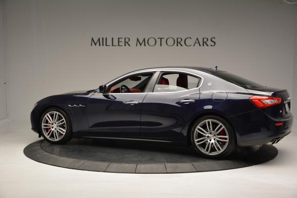 New 2016 Maserati Ghibli S Q4 for sale Sold at McLaren Greenwich in Greenwich CT 06830 4