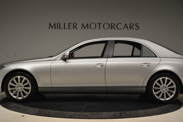 Used 2004 Maybach 57 for sale Sold at McLaren Greenwich in Greenwich CT 06830 3