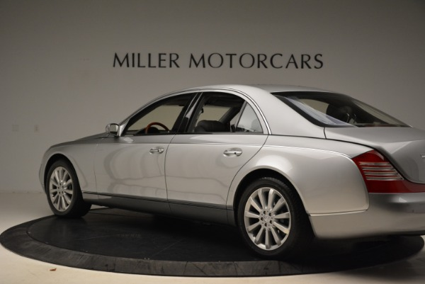 Used 2004 Maybach 57 for sale Sold at McLaren Greenwich in Greenwich CT 06830 4