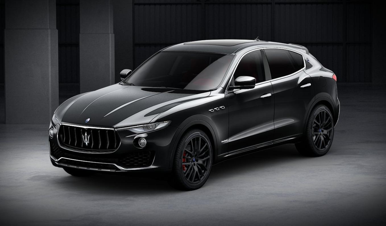 New 2018 Maserati Levante Q4 GranSport for sale Sold at McLaren Greenwich in Greenwich CT 06830 1