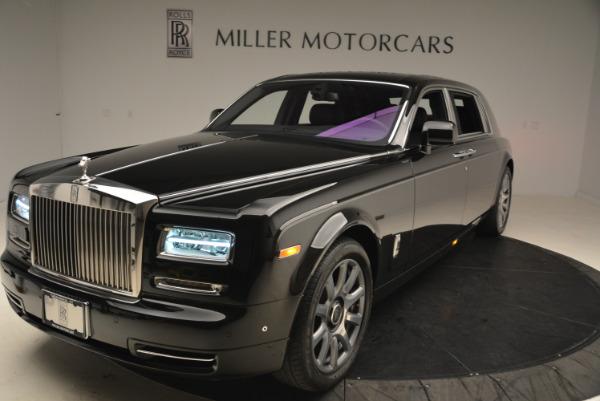 Used 2014 Rolls-Royce Phantom EWB for sale Sold at McLaren Greenwich in Greenwich CT 06830 2