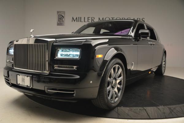Used 2014 Rolls-Royce Phantom EWB for sale Sold at McLaren Greenwich in Greenwich CT 06830 3