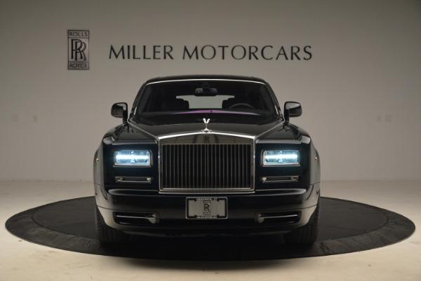 Used 2014 Rolls-Royce Phantom EWB for sale Sold at McLaren Greenwich in Greenwich CT 06830 4