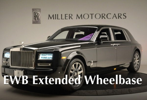 Used 2014 Rolls-Royce Phantom EWB for sale Sold at McLaren Greenwich in Greenwich CT 06830 1