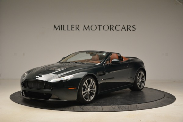 Used 2017 Aston Martin V12 Vantage S Roadster for sale Sold at McLaren Greenwich in Greenwich CT 06830 2