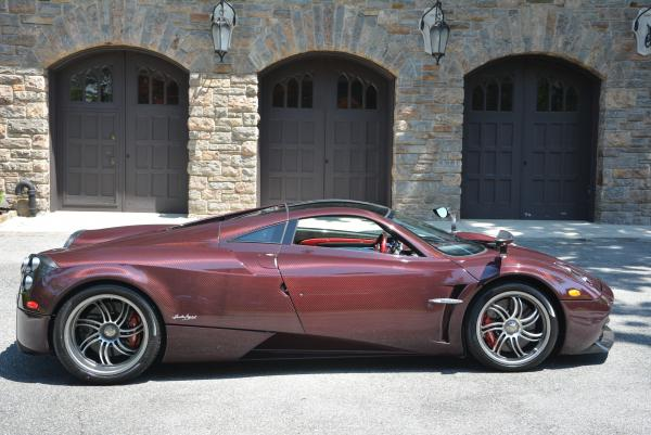 Used 2014 Pagani Huayra for sale Sold at McLaren Greenwich in Greenwich CT 06830 2