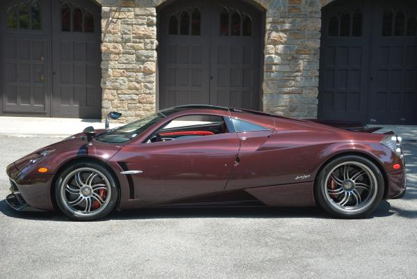 Used 2014 Pagani Huayra for sale Sold at McLaren Greenwich in Greenwich CT 06830 4