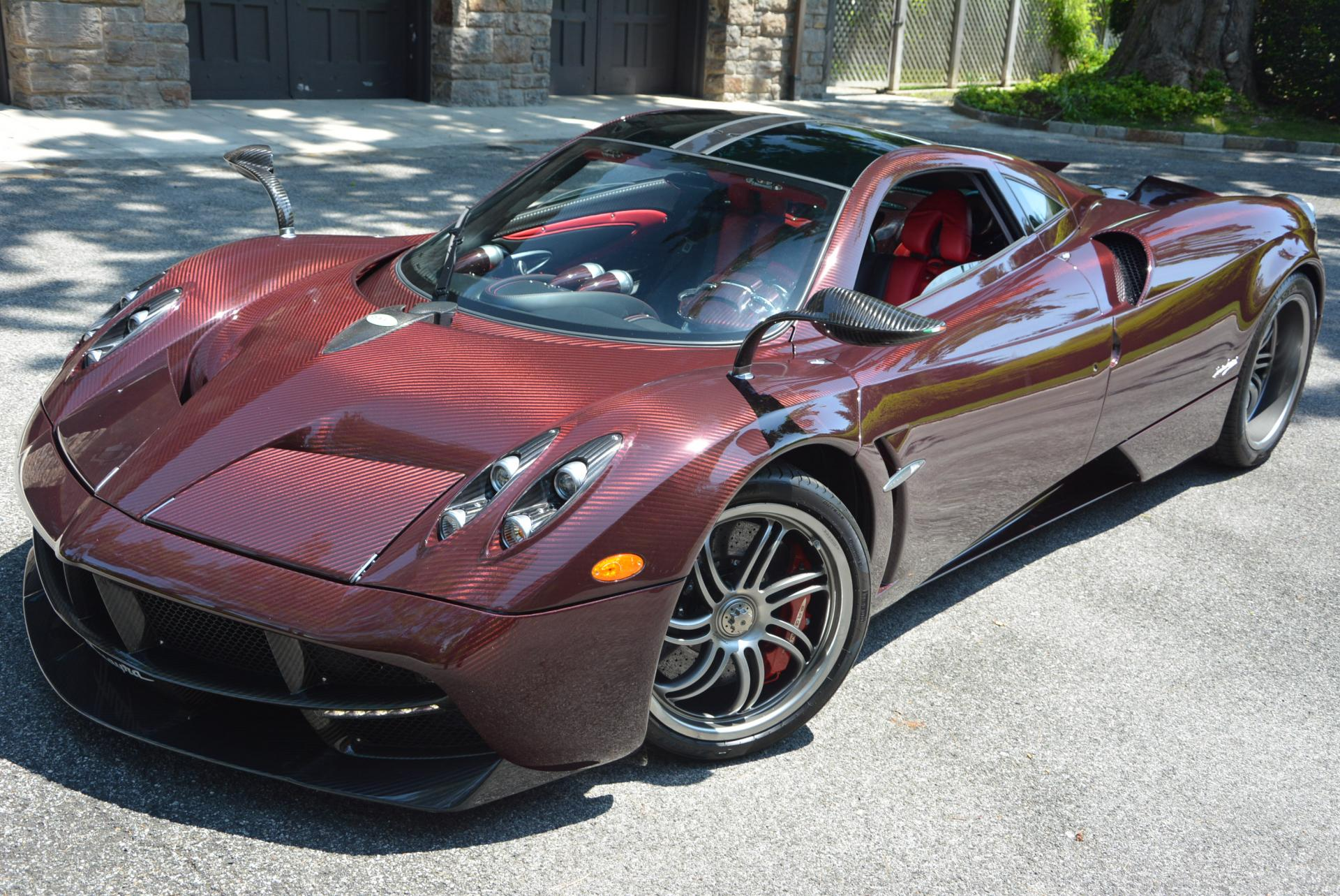 Used 2014 Pagani Huayra for sale Sold at McLaren Greenwich in Greenwich CT 06830 1