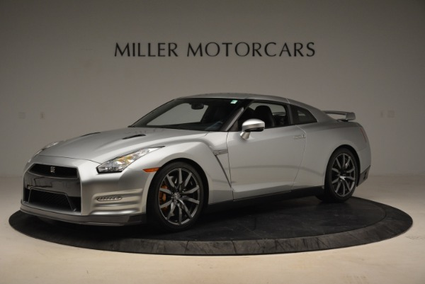 Used 2013 Nissan GT-R Premium for sale Sold at McLaren Greenwich in Greenwich CT 06830 2