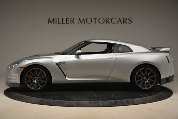 Used 2013 Nissan GT-R Premium for sale Sold at McLaren Greenwich in Greenwich CT 06830 3