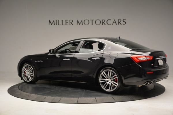 Used 2015 Maserati Ghibli S Q4 for sale Sold at McLaren Greenwich in Greenwich CT 06830 4