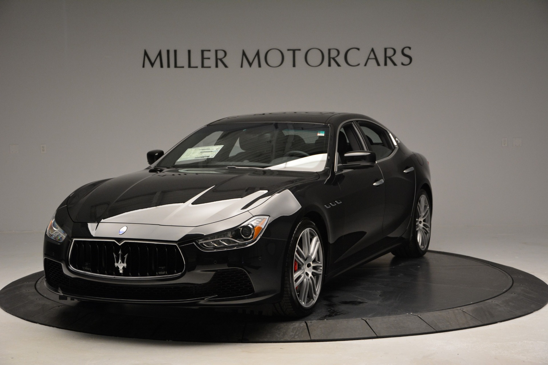 Used 2015 Maserati Ghibli S Q4 for sale Sold at McLaren Greenwich in Greenwich CT 06830 1