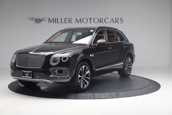 Used 2018 Bentley Bentayga W12 Signature for sale Call for price at McLaren Greenwich in Greenwich CT 06830 2