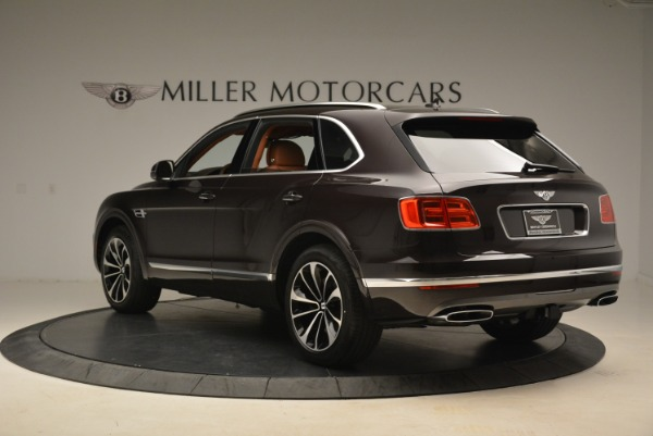 New 2018 Bentley Bentayga Signature for sale Sold at McLaren Greenwich in Greenwich CT 06830 4