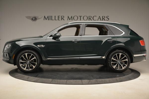 New 2018 Bentley Bentayga Signature for sale Sold at McLaren Greenwich in Greenwich CT 06830 3