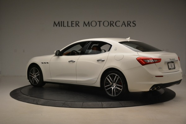 Used 2018 Maserati Ghibli S Q4 for sale Sold at McLaren Greenwich in Greenwich CT 06830 3