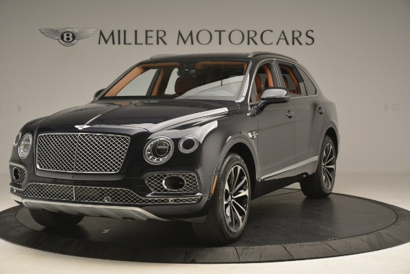 Used 2018 Bentley Bentayga Signature for sale Sold at McLaren Greenwich in Greenwich CT 06830 1