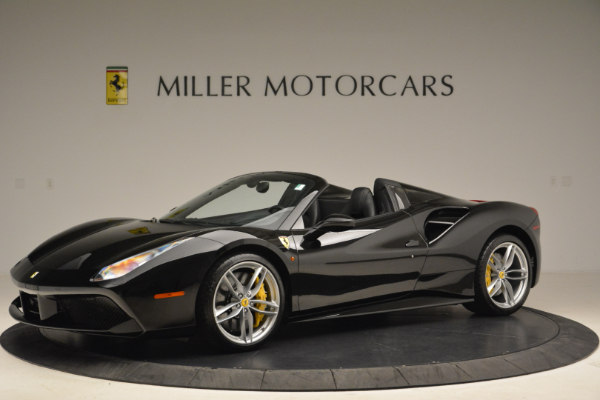 Used 2016 Ferrari 488 Spider for sale Sold at McLaren Greenwich in Greenwich CT 06830 2