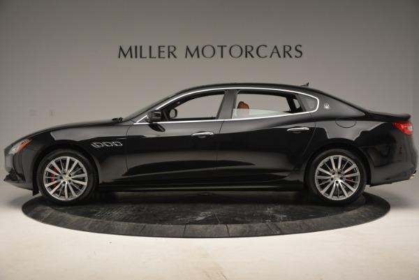 New 2018 Maserati Quattroporte S Q4 for sale Sold at McLaren Greenwich in Greenwich CT 06830 3