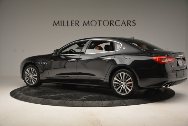 New 2018 Maserati Quattroporte S Q4 for sale Sold at McLaren Greenwich in Greenwich CT 06830 4