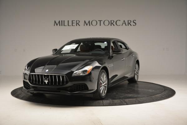 New 2018 Maserati Quattroporte S Q4 for sale Sold at McLaren Greenwich in Greenwich CT 06830 1