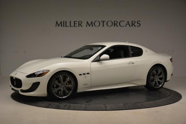 Used 2016 Maserati GranTurismo Sport for sale $61,900 at McLaren Greenwich in Greenwich CT 06830 2