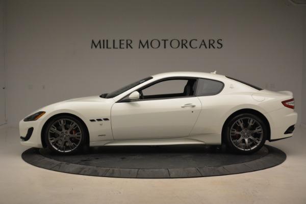 Used 2016 Maserati GranTurismo Sport for sale $61,900 at McLaren Greenwich in Greenwich CT 06830 3