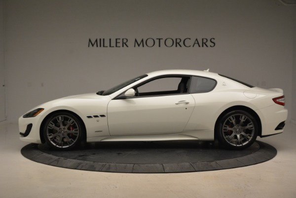 Used 2016 Maserati GranTurismo Sport for sale Sold at McLaren Greenwich in Greenwich CT 06830 3
