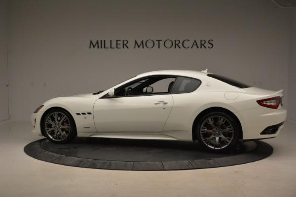 Used 2016 Maserati GranTurismo Sport for sale $61,900 at McLaren Greenwich in Greenwich CT 06830 4