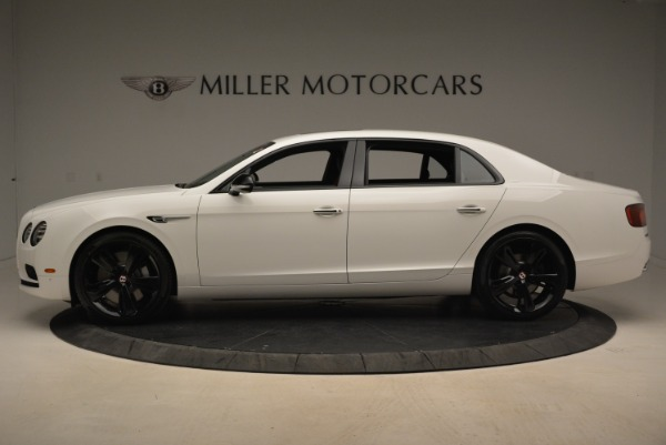 New 2018 Bentley Flying Spur V8 S Black Edition for sale Sold at McLaren Greenwich in Greenwich CT 06830 3