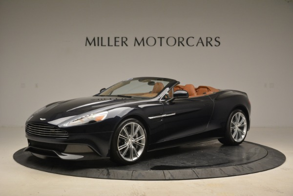 Used 2014 Aston Martin Vanquish Volante for sale Sold at McLaren Greenwich in Greenwich CT 06830 2