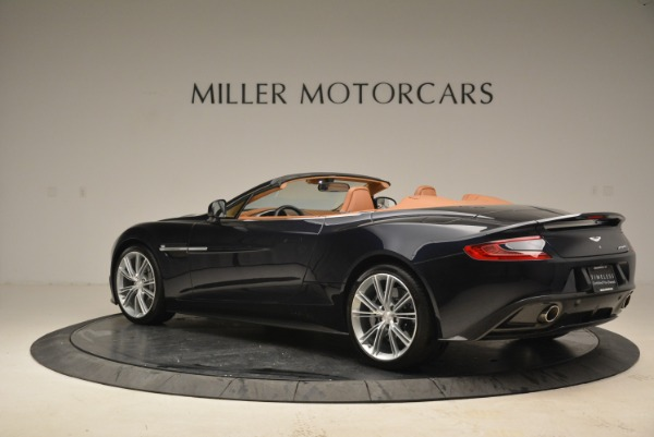 Used 2014 Aston Martin Vanquish Volante for sale Sold at McLaren Greenwich in Greenwich CT 06830 4