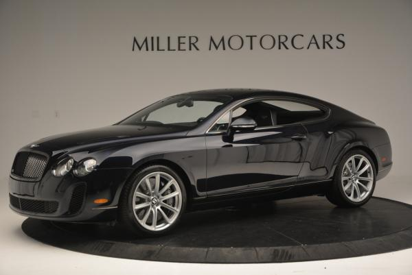Used 2010 Bentley Continental Supersports for sale Sold at McLaren Greenwich in Greenwich CT 06830 2