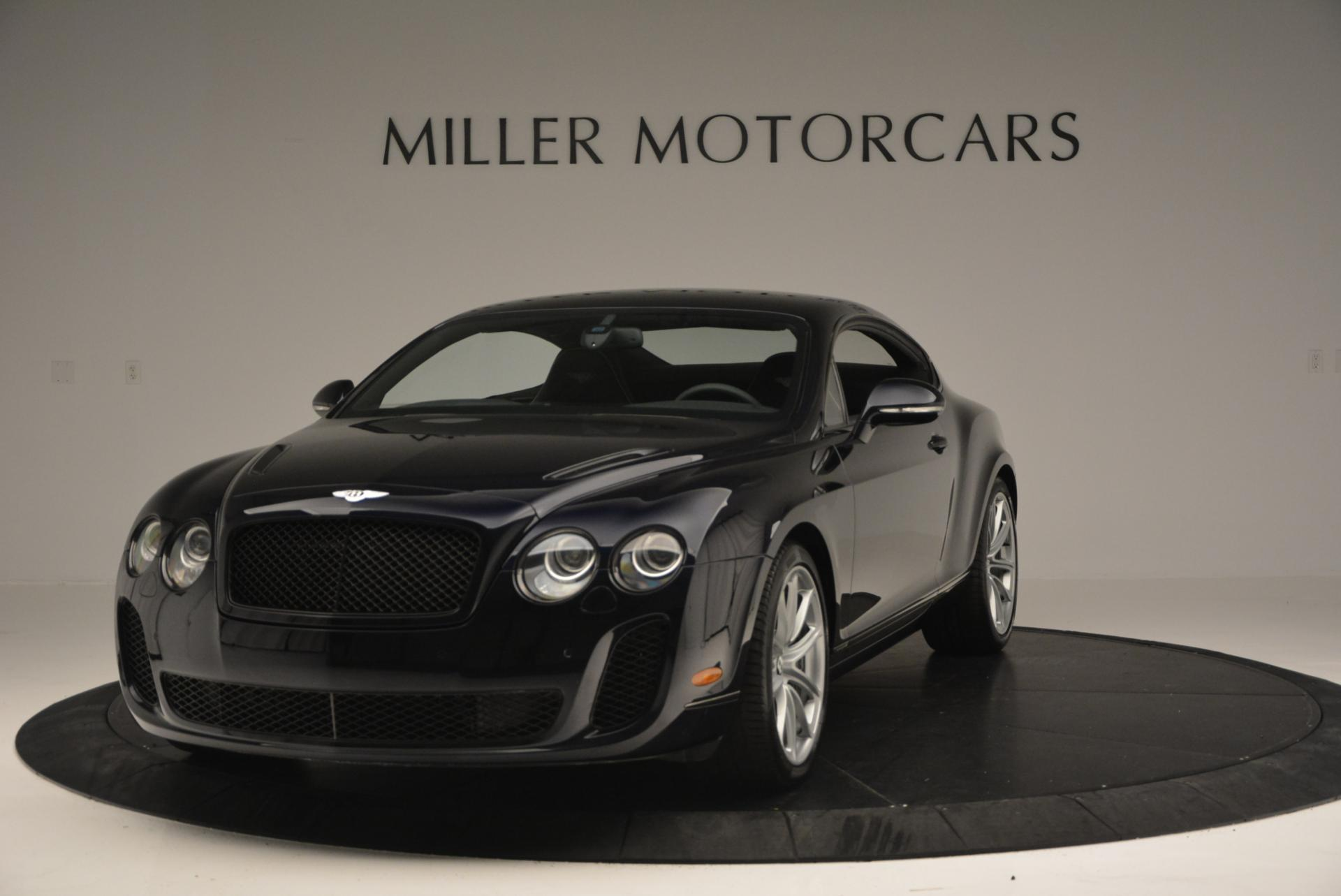 Used 2010 Bentley Continental Supersports for sale Sold at McLaren Greenwich in Greenwich CT 06830 1