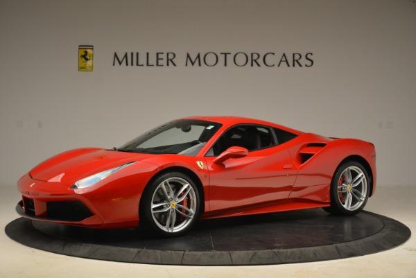 Used 2016 Ferrari 488 GTB for sale Sold at McLaren Greenwich in Greenwich CT 06830 2