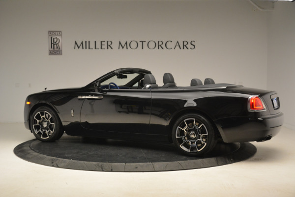 New 2018 Rolls-Royce Dawn Black Badge for sale Sold at McLaren Greenwich in Greenwich CT 06830 4