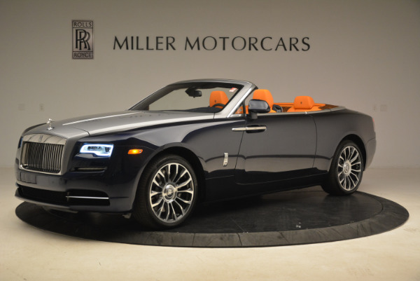New 2018 Rolls-Royce Dawn for sale Sold at McLaren Greenwich in Greenwich CT 06830 2