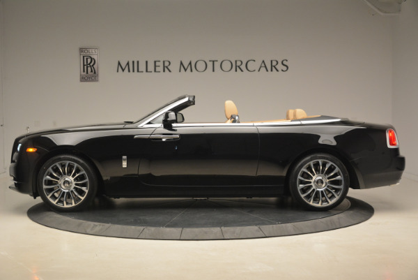 Used 2018 Rolls-Royce Dawn for sale Sold at McLaren Greenwich in Greenwich CT 06830 3