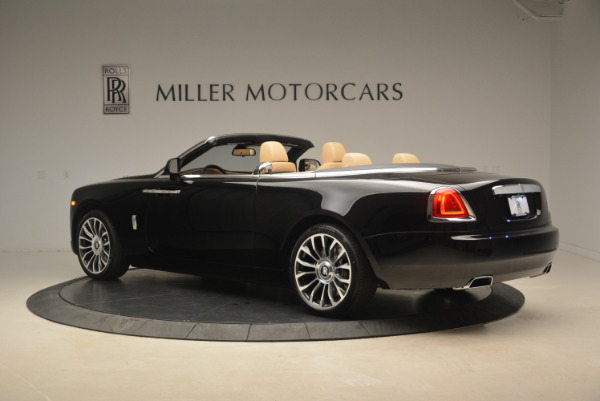 Used 2018 Rolls-Royce Dawn for sale Sold at McLaren Greenwich in Greenwich CT 06830 4