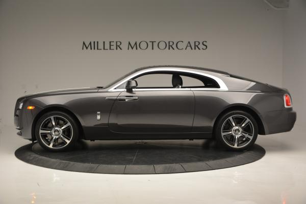 New 2016 Rolls-Royce Wraith for sale Sold at McLaren Greenwich in Greenwich CT 06830 2