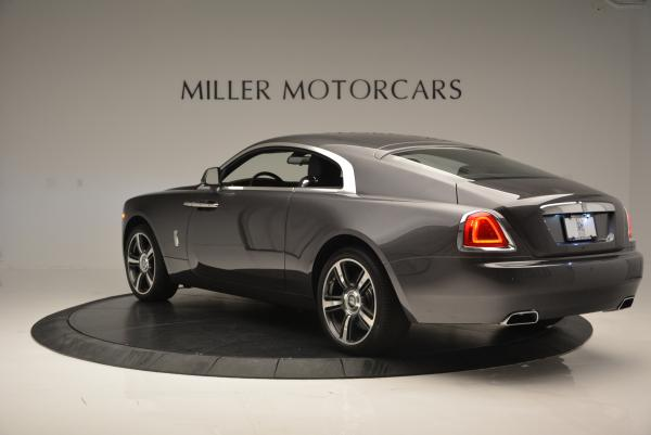 New 2016 Rolls-Royce Wraith for sale Sold at McLaren Greenwich in Greenwich CT 06830 4
