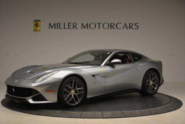 Used 2017 Ferrari F12 Berlinetta for sale Sold at McLaren Greenwich in Greenwich CT 06830 2