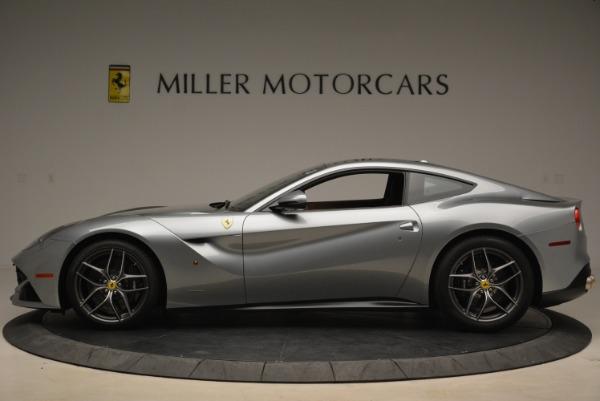 Used 2017 Ferrari F12 Berlinetta for sale Sold at McLaren Greenwich in Greenwich CT 06830 3