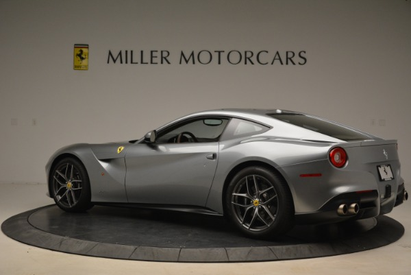 Used 2017 Ferrari F12 Berlinetta for sale Sold at McLaren Greenwich in Greenwich CT 06830 4