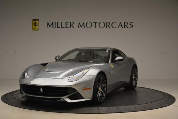 Used 2017 Ferrari F12 Berlinetta for sale Sold at McLaren Greenwich in Greenwich CT 06830 1