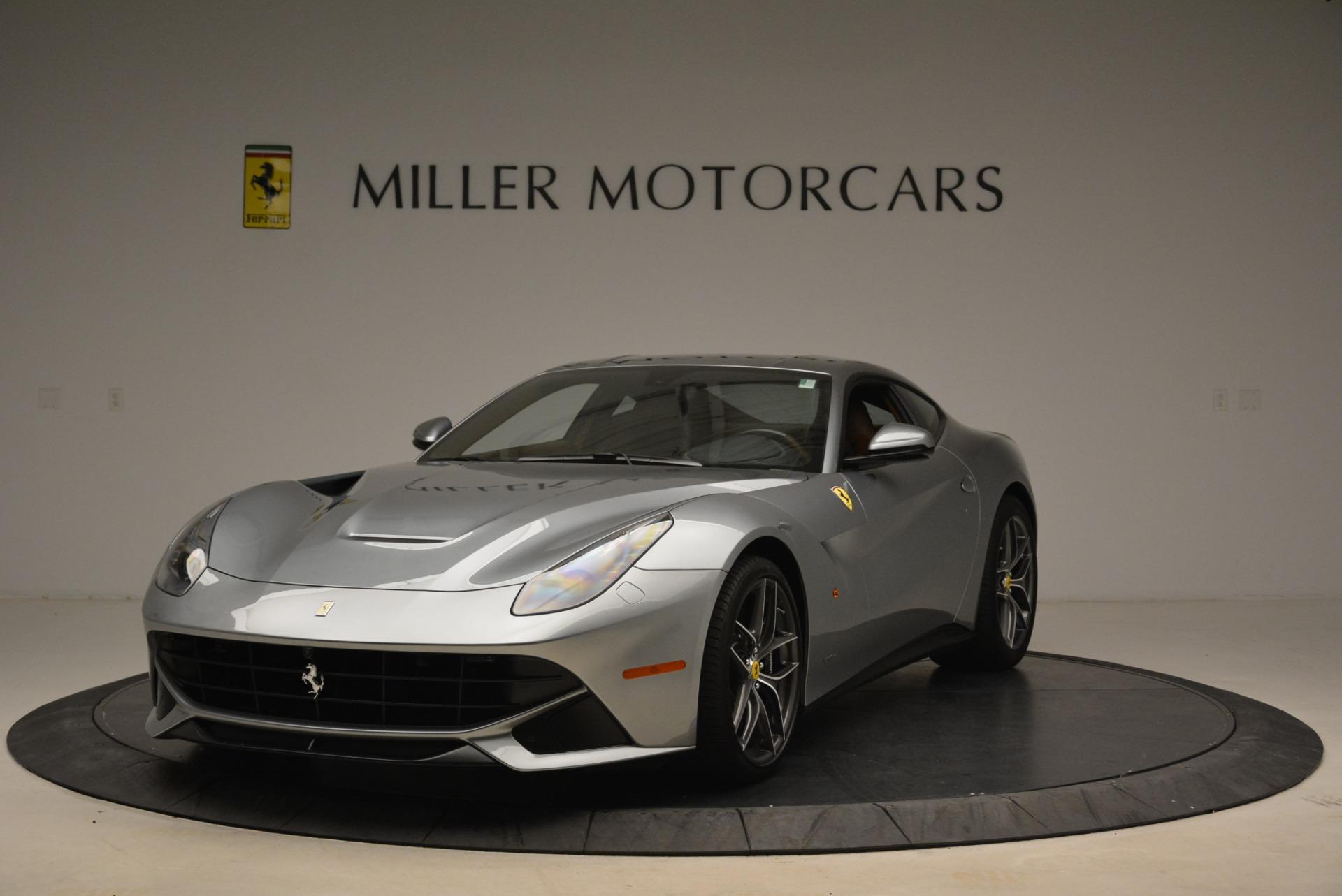 Pre,Owned 2017 Ferrari F12 Berlinetta For Sale (Special