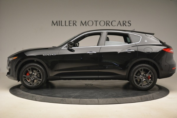 New 2018 Maserati Levante Q4 for sale Sold at McLaren Greenwich in Greenwich CT 06830 2