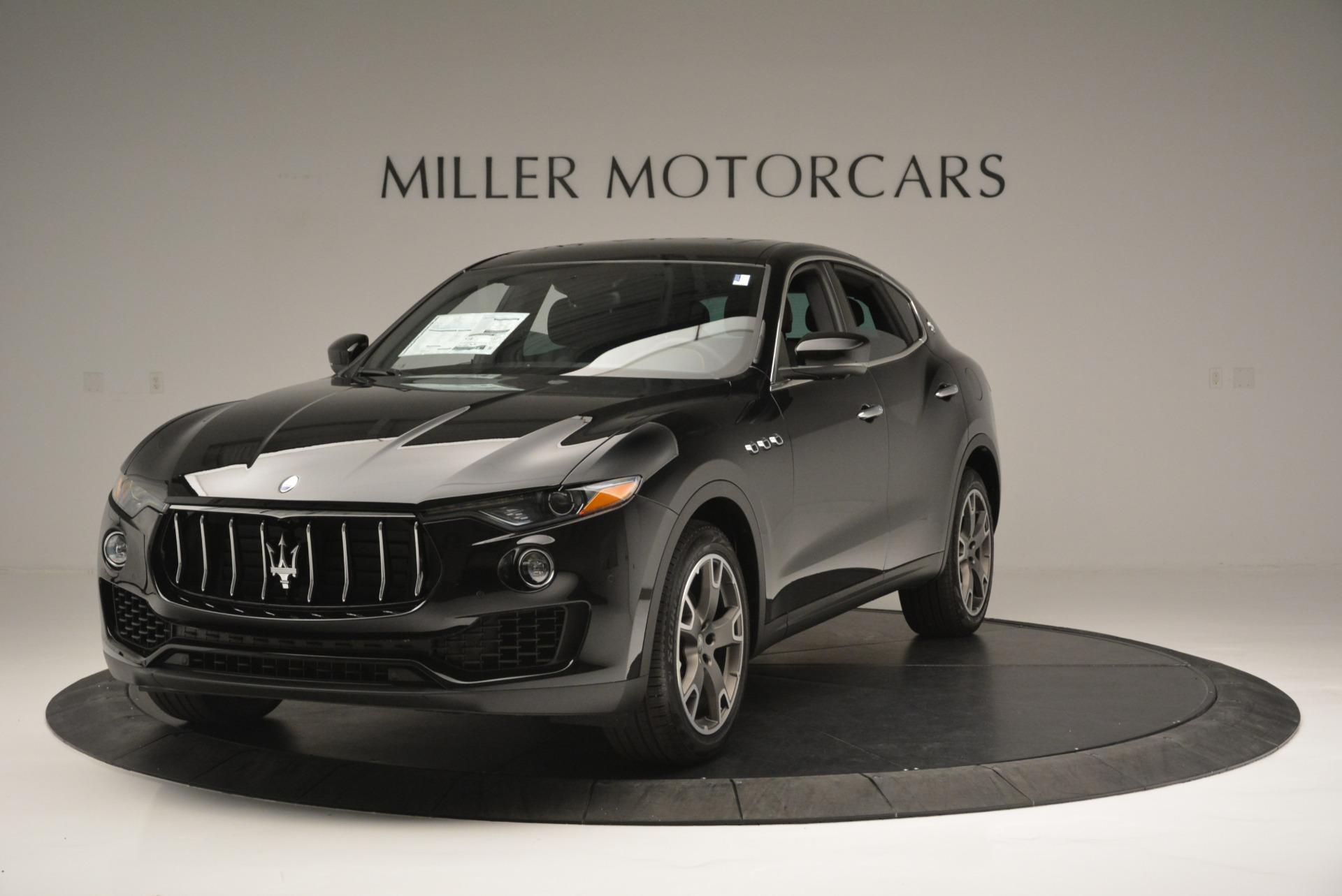 New 2018 Maserati Levante Q4 for sale Sold at McLaren Greenwich in Greenwich CT 06830 1