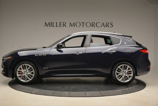 New 2018 Maserati Levante S Q4 GranLusso for sale Sold at McLaren Greenwich in Greenwich CT 06830 2